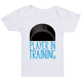 Hockey Baby T-Shirt - Player In Training