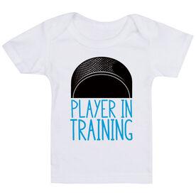 Hockey Baby T-Shirt - Player In Training