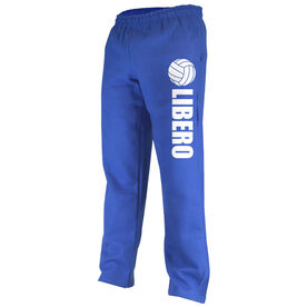Volleyball Fleece Sweatpants Volleyball Your Position