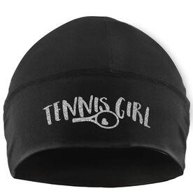 Beanie Performance Hat - Tennis Girl