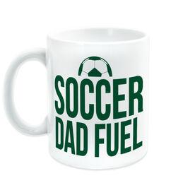 Soccer Coffee Mug - Soccer Dad Fuel