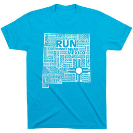 Running Short Sleeve T-Shirt - New Mexico State Runner
