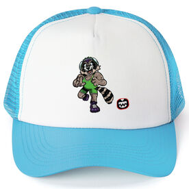 Seams Wild Wrestling Trucker Hat - Pinny