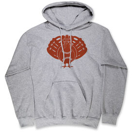 Baseball Standard Sweatshirt - Turkey Player