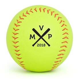 Personalized Softball - MVP