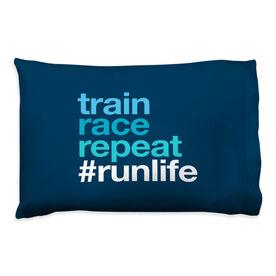 Running Pillow Case - Train Race Repeat