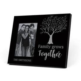 Personalized Photo Frame - This Family Grows