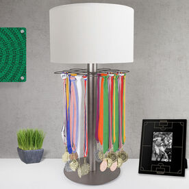Soccer Tabletop Medal Display Lamp