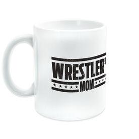 Wrestling Coffee Mug Mom