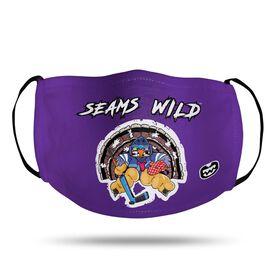 Seams Wild Hockey Face Mask - Gobblechuck
