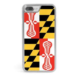 Guys Lacrosse iPhone® Case - Maryland