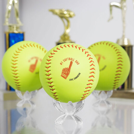 #1 Softball Dad