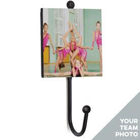 Gymnastics Medal Hook - Your Team Photo