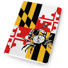 Guys Lacrosse Notebook Maryland
