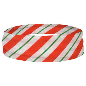 Multifunctional Headwear - Candy Cane  RokBAND
