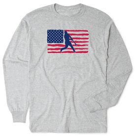 Baseball Tshirt Long Sleeve - Baseball Land That We Love