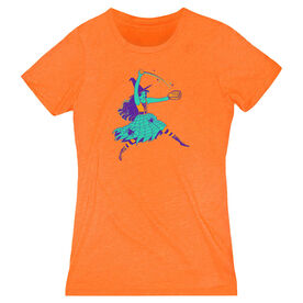 Softball Women's Everyday Tee - Witch Pitch