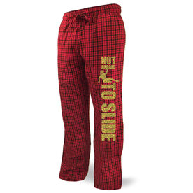 Softball Lounge Pants Not Afraid To Slide