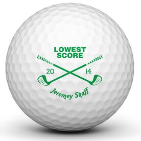 Awards Golf Ball