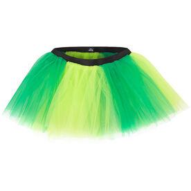 Runners Tutu - Two Tone Green