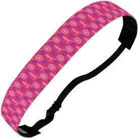 Triathlon Julibands No-Slip Headbands - Triathlon Pattern