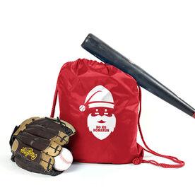 Baseball Sport Pack Cinch Sack - Ho Ho Homerun