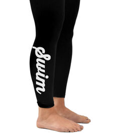 Swim Leggings Swim Script