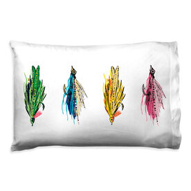 Fly Fishing Pillowcase - All Stocked Up