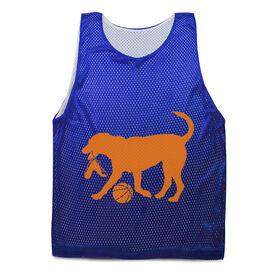 Basketball Pinnie - Baxter The Basketball Dog