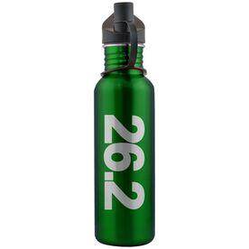 26.2 24 oz Stainless Steel Water Bottle