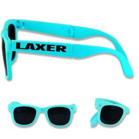 Foldable Lacrosse Sunglasses Laxer