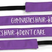 Gymnastics Juliband No-Slip Headband - Gymnastics Hair Don't Care