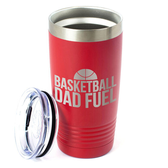 Basketball 20oz. Double Insulated Tumbler - Basketball Dad Fuel