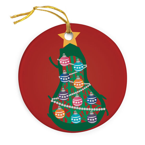 Lacrosse Porcelain Ornament Stick Head Christmas Tree ... on lacrosse stick holder decor, lacrosse personalized wall decal, lacrosse boy bedroom,