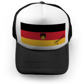 Soccer Trucker Hat - Germany