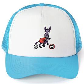 Seams Wild Soccer Trucker Hat - Mulekick