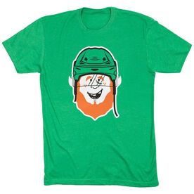 Hockey Short Sleeve T-Shirt - Lucky McPuck