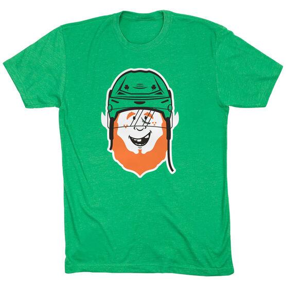 Hockey Short Sleeve T-Shirt - Lucky McPuck