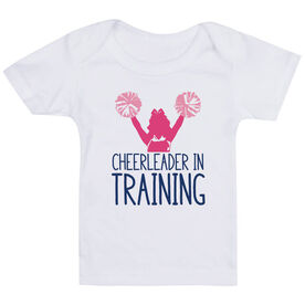 Cheerleading Baby T-Shirt - Cheerleader In Training