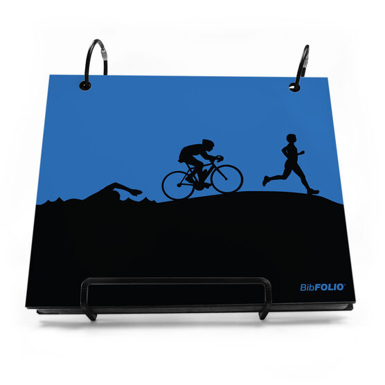 392edaed597 ... BibFOLIO® Race Bib Album - Triathlon ...