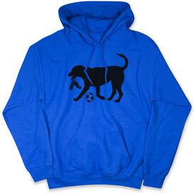 Soccer Standard Sweatshirt - Soccer Dog
