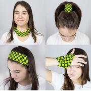 Softball Multifunctional Headwear - Softball Pattern RokBAND