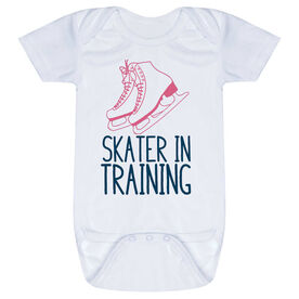 Figure Skating Baby One-Piece - Skater In Training