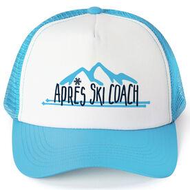 Skiing Trucker Hat - Après Ski Coach
