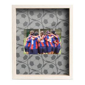 Soccer Premier Frame - Ball Pattern