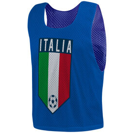 Soccer Pinnie - Italy