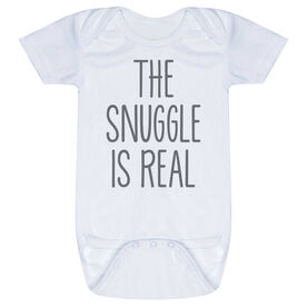 Baby One-Piece - The Snuggle Is Real