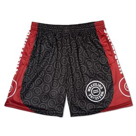 Wrestling Mat Icon Shorts