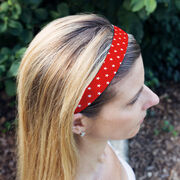 Athletic Juliband No-Slip Headband - Patriotic Stars