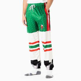 Hockey Lounge Pants -  Team Santa